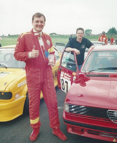Nick Suiter at Castle Combe 1997