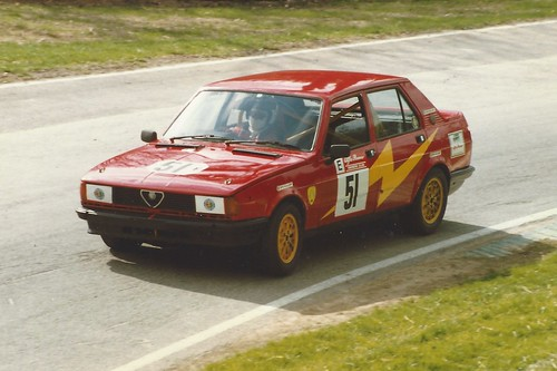 Ian Seager 1996