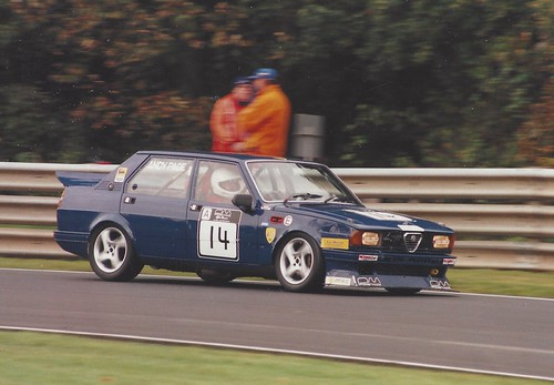 Andy Page - Oulton Park