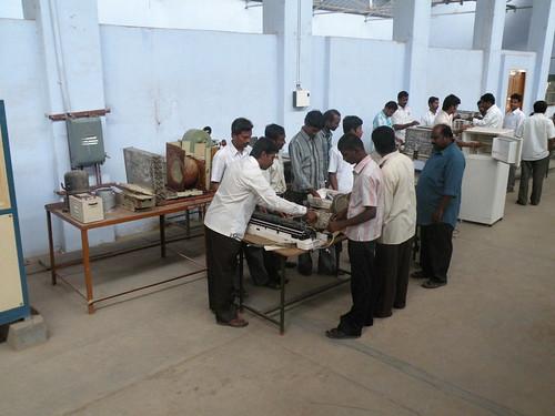 Short Term Skill Training Programme - ITI - SRKV, Coimbatore