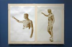 Antikythera Youth photos before restoration