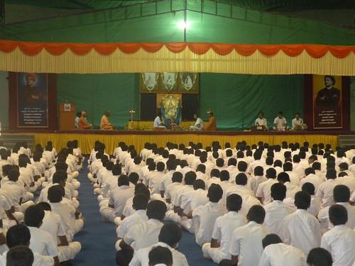 Vidyarthihomam - ITI - SRKV, Coimbatore