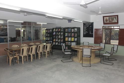 Infrastructure – ITI – SRKV, Coimbatore