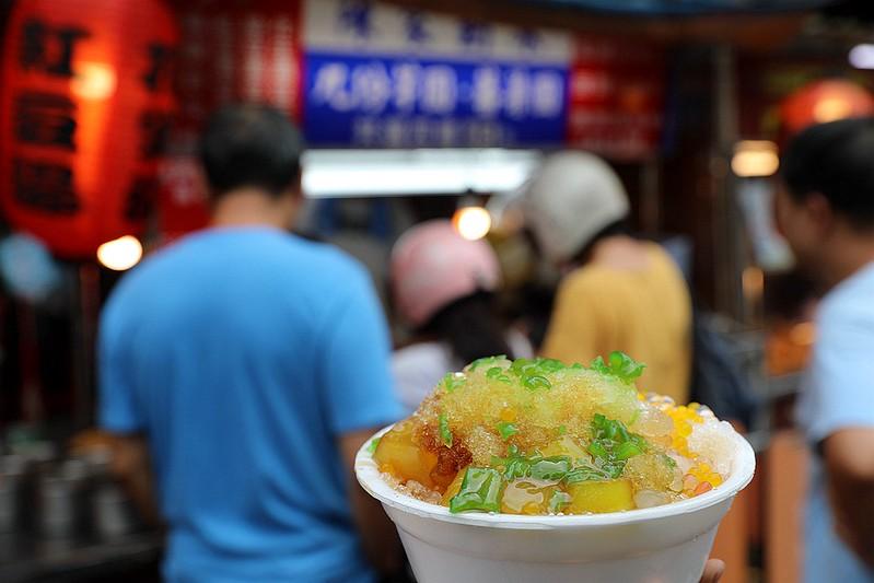 陳家剉冰北投市場美食10