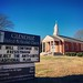 We Reject the Traditional Plan #ResistHarm | Glendale United Methodist Church - Nashville Sign