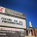 We Are Praying For All #WeAreNashville | Glendale United Methodist Church - Nashville Sign