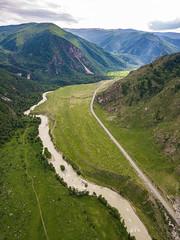 Shirlak-Waterfall-Altai-mavic-0193