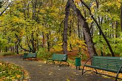 Kiev: Alexander Fomin Botanical Garden