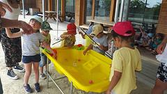 Pêche à la ligne pour les petits