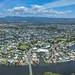 Blick in den Westen der Gold Coast mit Kanälen vom Skypoint