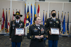 2020 Best Warrior Competition Award Ceremony