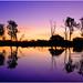 Sunset reflections - South Alligator River, Kakadu National Park, Northern Territory, Australia