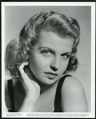 Betty Field ... 1939 vintage portrait.