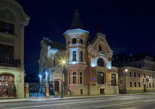 Kekusheva's mansion