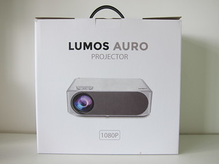 Lumos Auro Home Projector