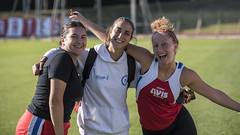 Chiara Pistola, Chiara Marangoni, Giulia Tomassini