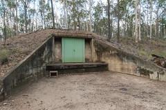 WW II bunker