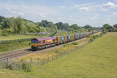 Photo of G-16672 66188 6C03 @ Hungerford Common
