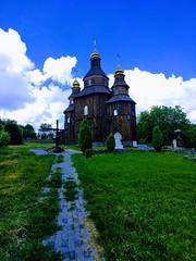 Buda (Kholodny Yar, Ukraine)