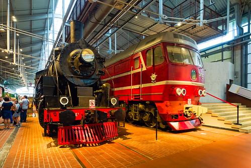 Russian Railway Museum 8 ©  Alexxx Malev
