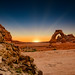 Arches National Park - Delicate Arch at Sunrise