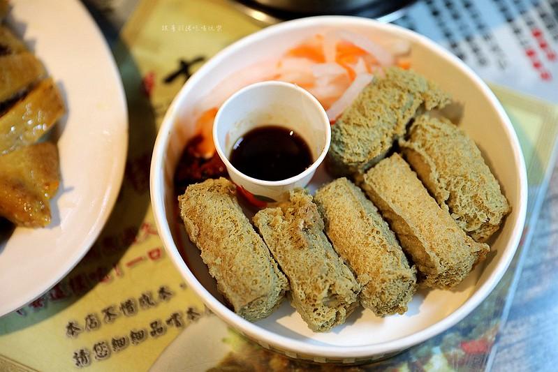 深坑美食古早厝豆腐人文美食餐廳39