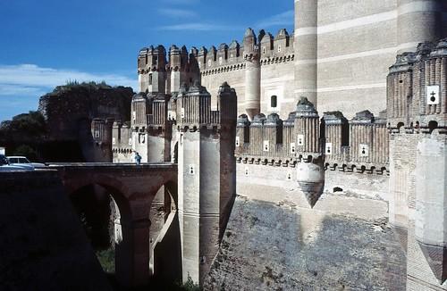 Castillo de Coca, Coca_785