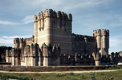 Castillo de Coca, Coca_787