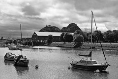 Photo of Dumbarton Rock