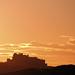 Bamburgh Castle Sunset