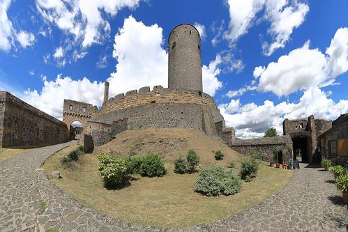 Münzenberg Castle/Burg 2020