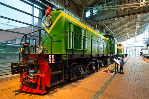 Russian Railway Museum 9 ©  Alexxx Malev