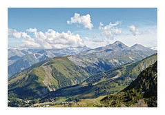 Au dessus de Saint Sorlin - Vallée des Arves