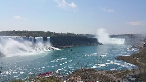 Niagra Falls:  Niagra River, Ontario, Canada