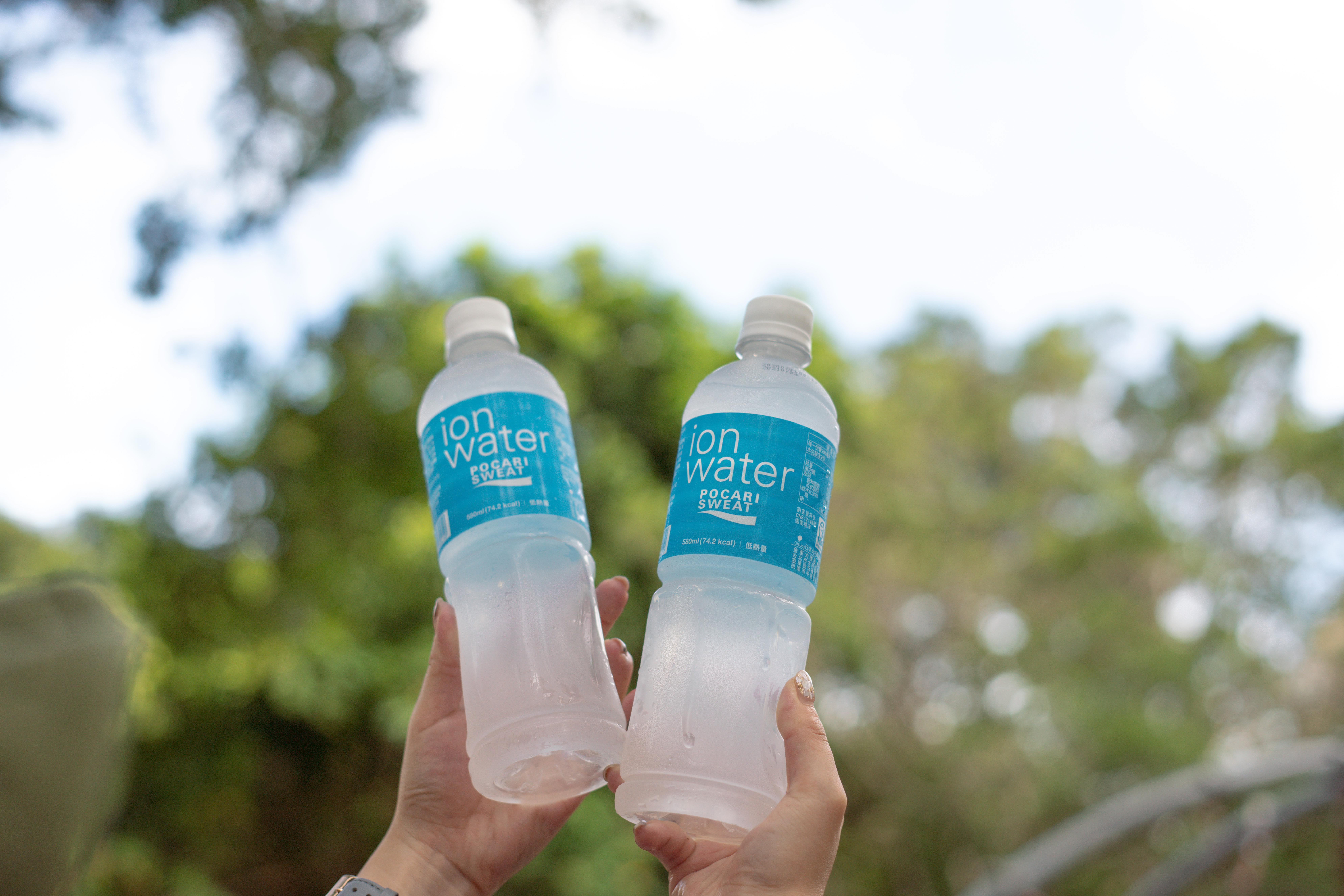 寶礦力水得 ion water