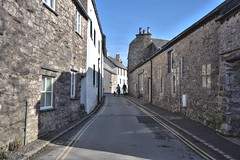 Photo of Sleepy street in Cartmell, Cumbria