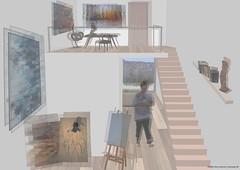 ambijntalni prikaz tipske stambene jedinice