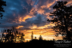 July 25, 2020 - A gorgeous high country sunrise (Tony's Takes)