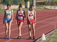 Elisa Marini e Sofia Marchegiani