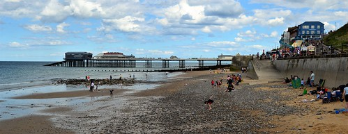 Cromer Pier 5. Panorama. Nikon D3100. DSC_0299=0302