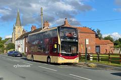 Photo of East Yorkshire 815, BF67GJE.