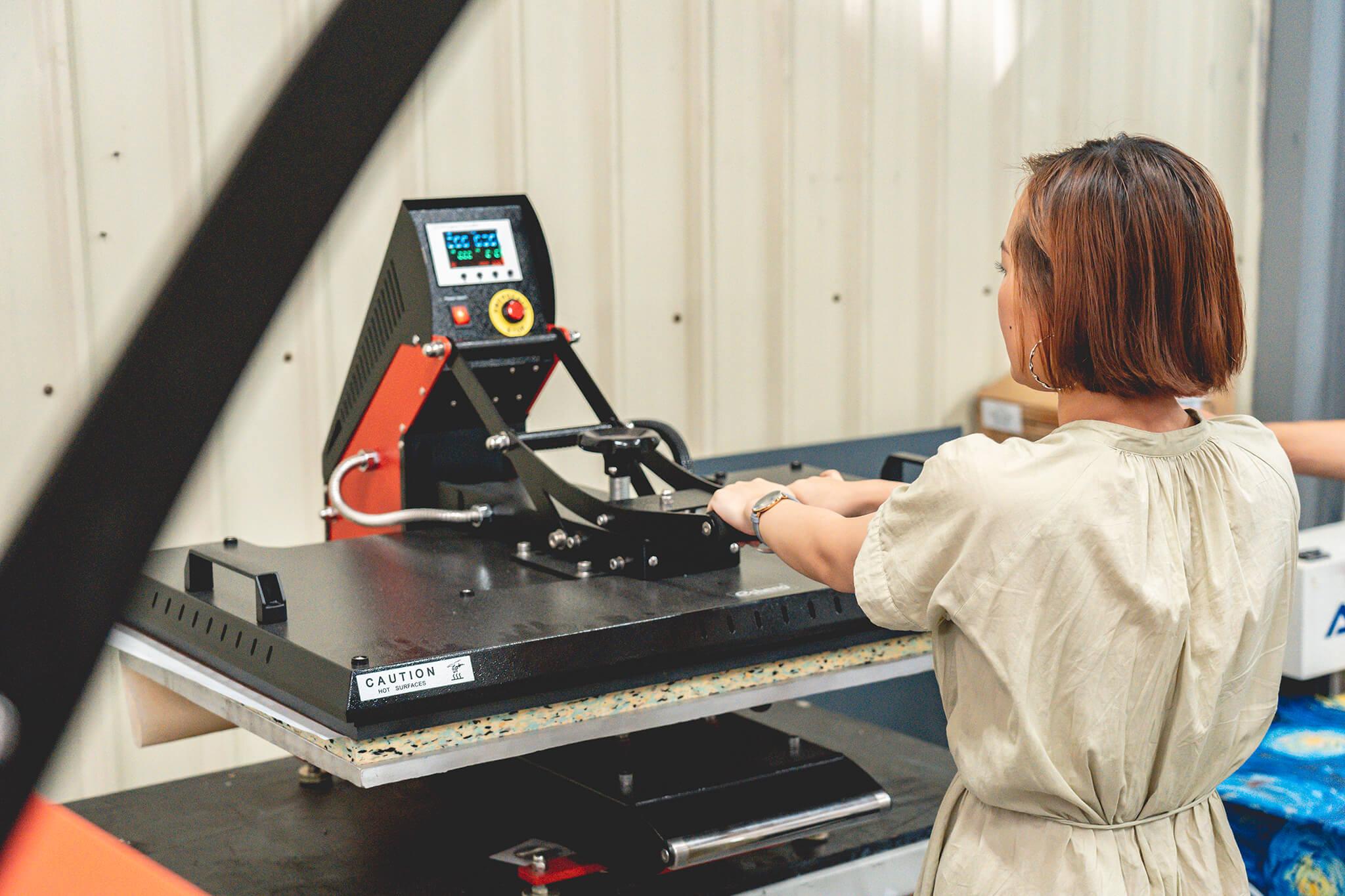 平燙機印刷-熱轉印機推薦
