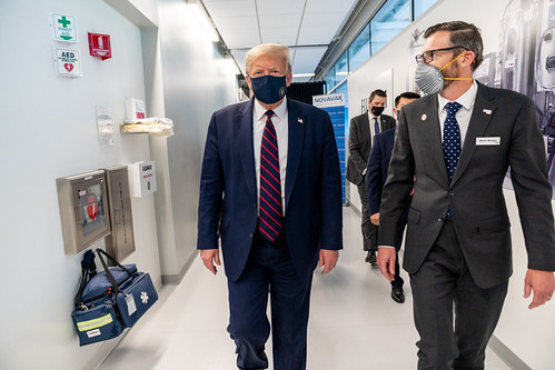 President Trump at the Bioprocess Innova by The White House, on Flickr