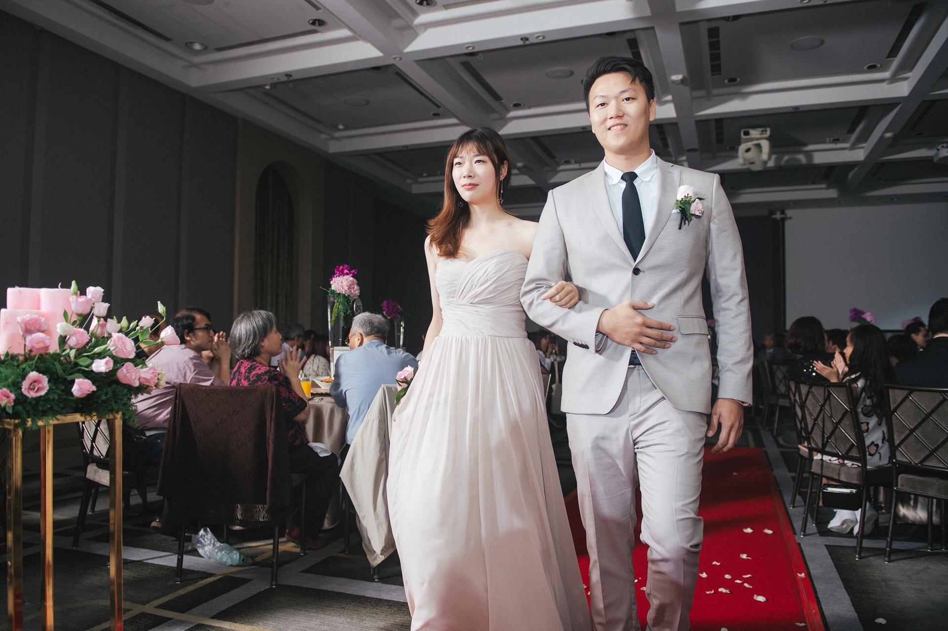 [婚禮紀錄-Fountain] 2019.9.28-台北萬豪酒店