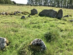 Photo of Eslie the Greater, Recumbent Stone Circle