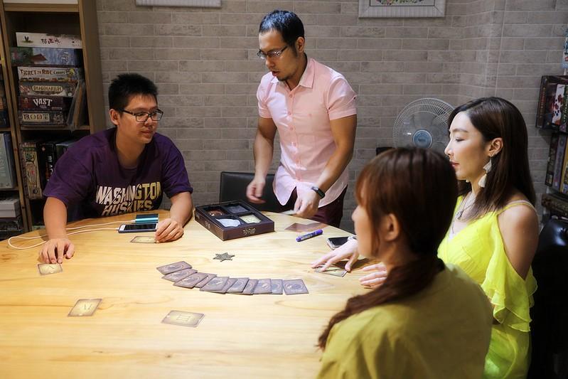 李宓花藝秘密基地桌上遊戲專賣店140