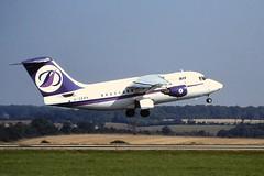 Photo of G-DEBN Bae 146 Debonair Ltn 04-09-99