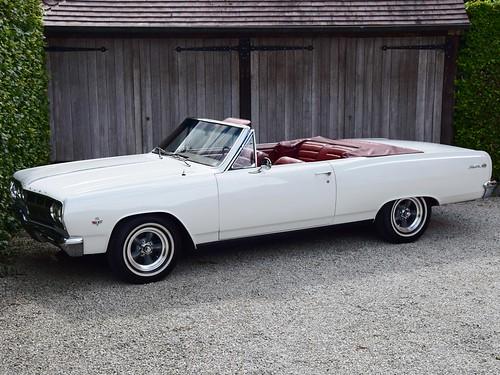 Chevrolet Chevelle Malibu SS (1965)