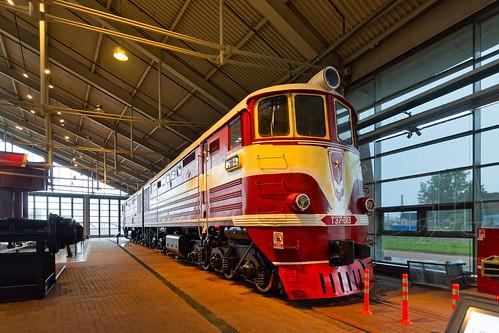 Russian Railway Museum 10 ©  Alexxx Malev