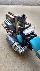 Smuggler Speeder Bike